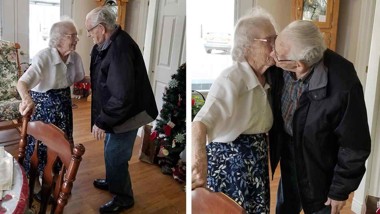 Abuelo Le Fuerza Porn esta pareja de abuelitos será separada en navidad | abuela