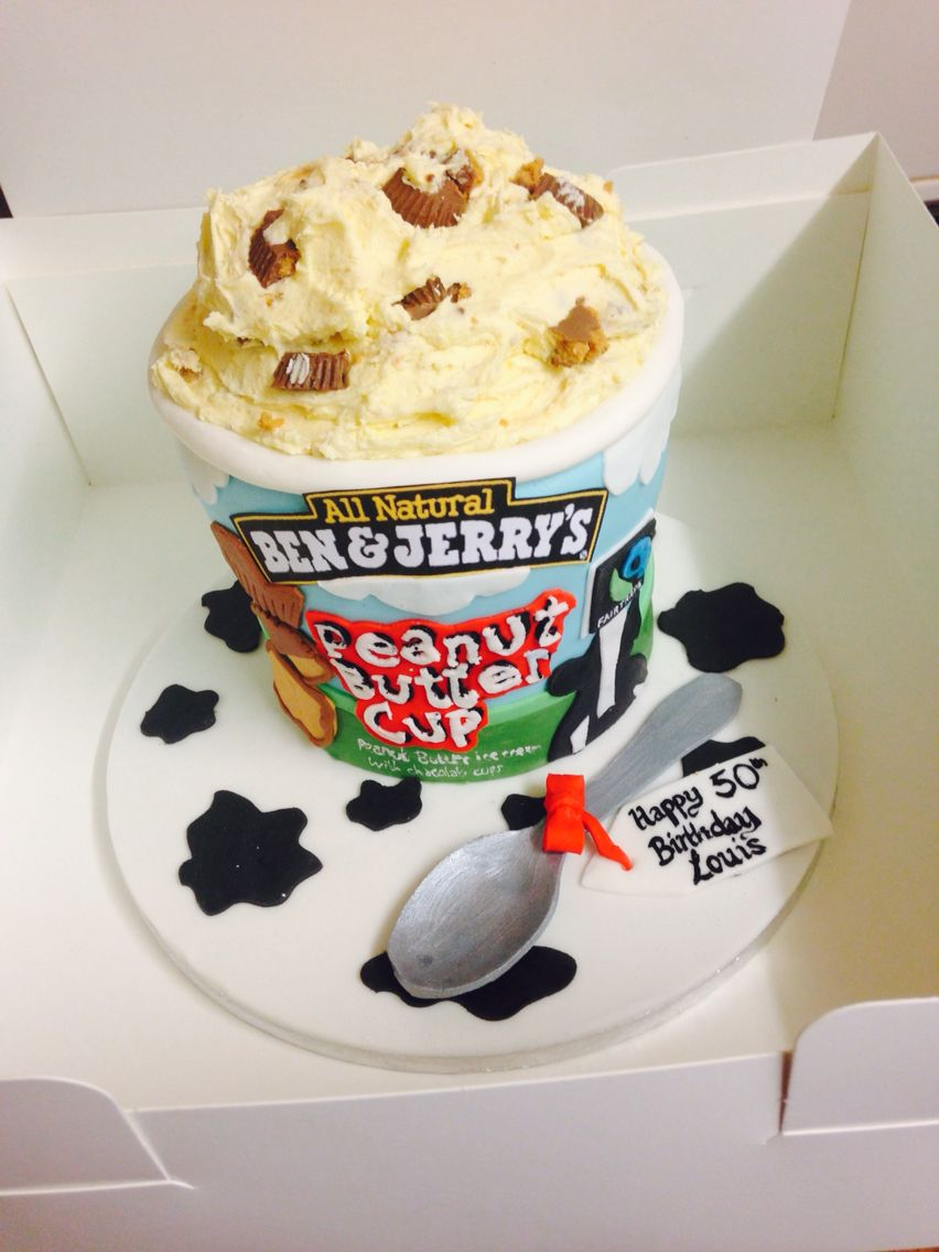 21++ Ben and jerry cake batter ideas