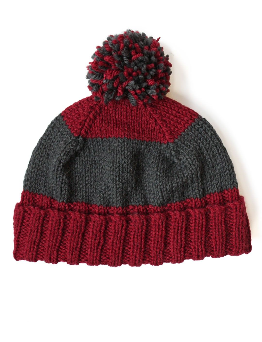 Yarnspirations.com - Patons Beat the Bands Hat - Patterns ...