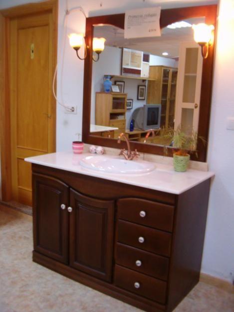 mueble de bao clsico - Muebles De Bao Clasicos