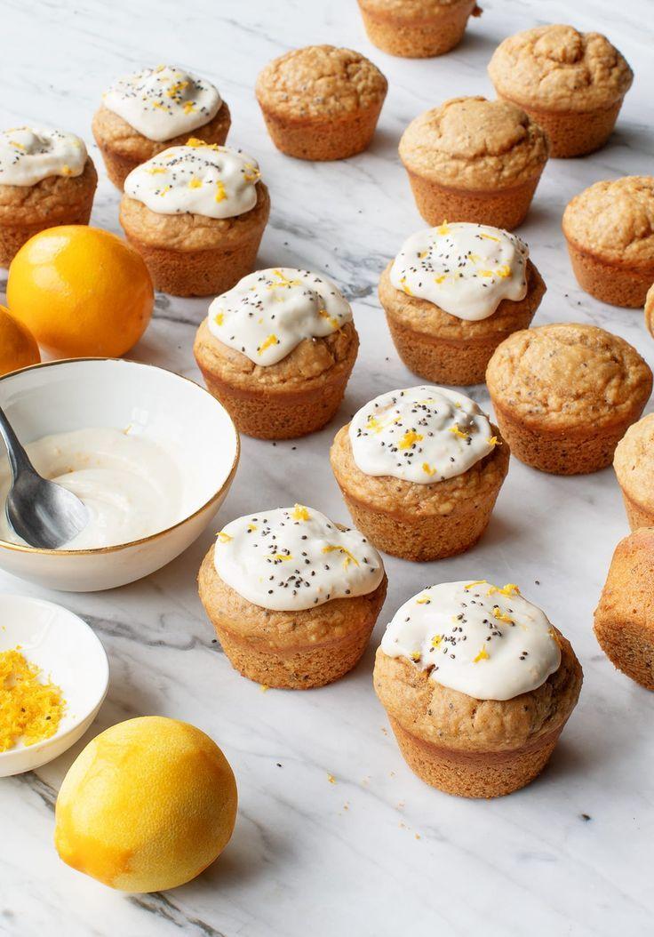 Vegan Lemon Muffins Recipe - Love and Lemons