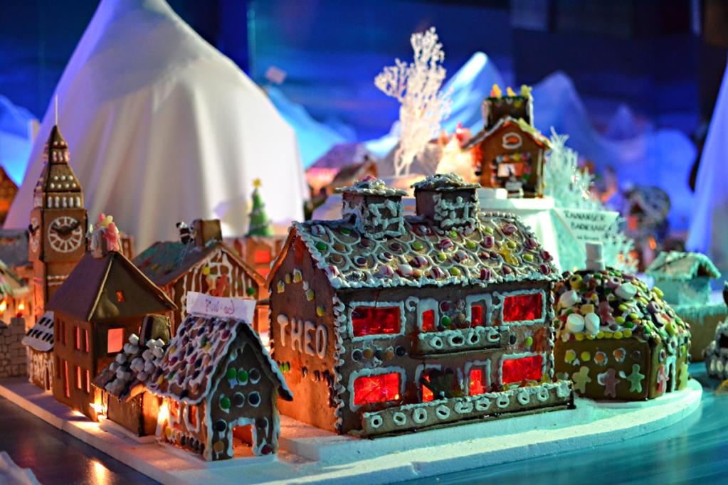Gingerbread Town (Pepperkakebyen)Bergen