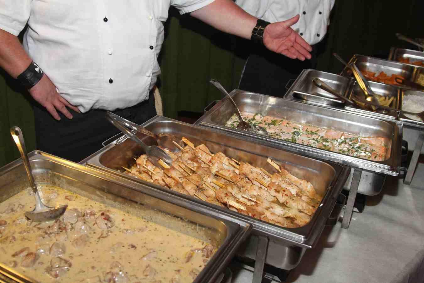 Buffet küchenschrank ~ Auswahl warmes buffet kÜche i buffet buffet