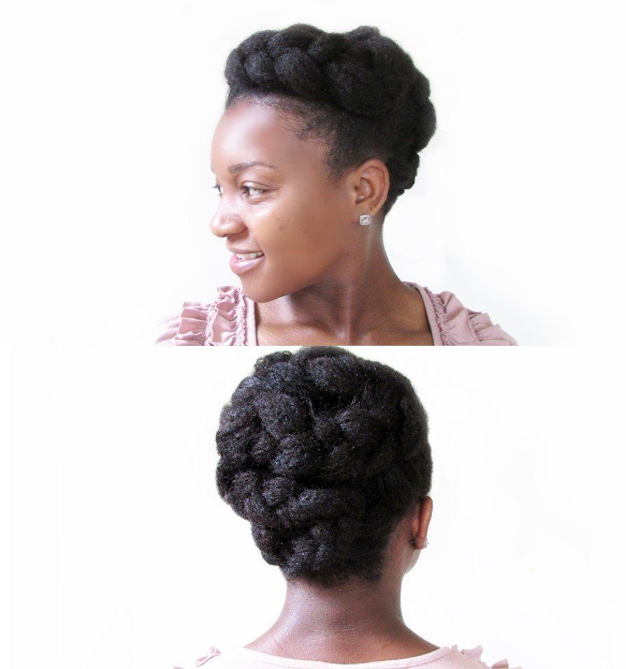 35 Protective Styles For Healthy Natural Hair Natural Hair Styles Hair Styles Protective Hairstyles For Natural Hair