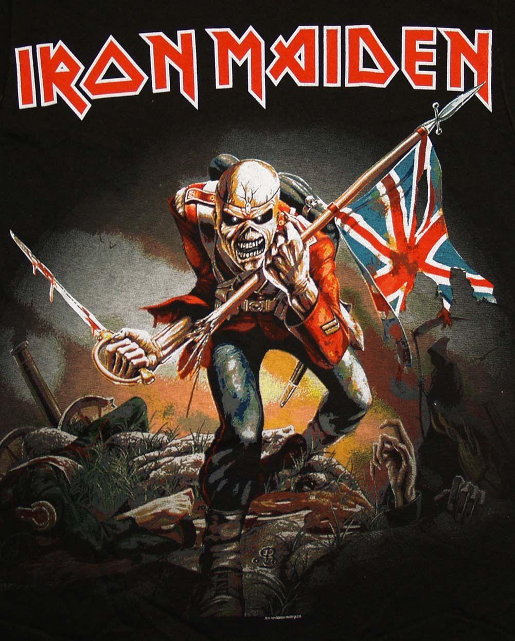 Iron Maiden The Trooper Wallpaper Images Click Wallpapers Iron Maiden The Trooper Iron Maiden Posters Iron Maiden Eddie