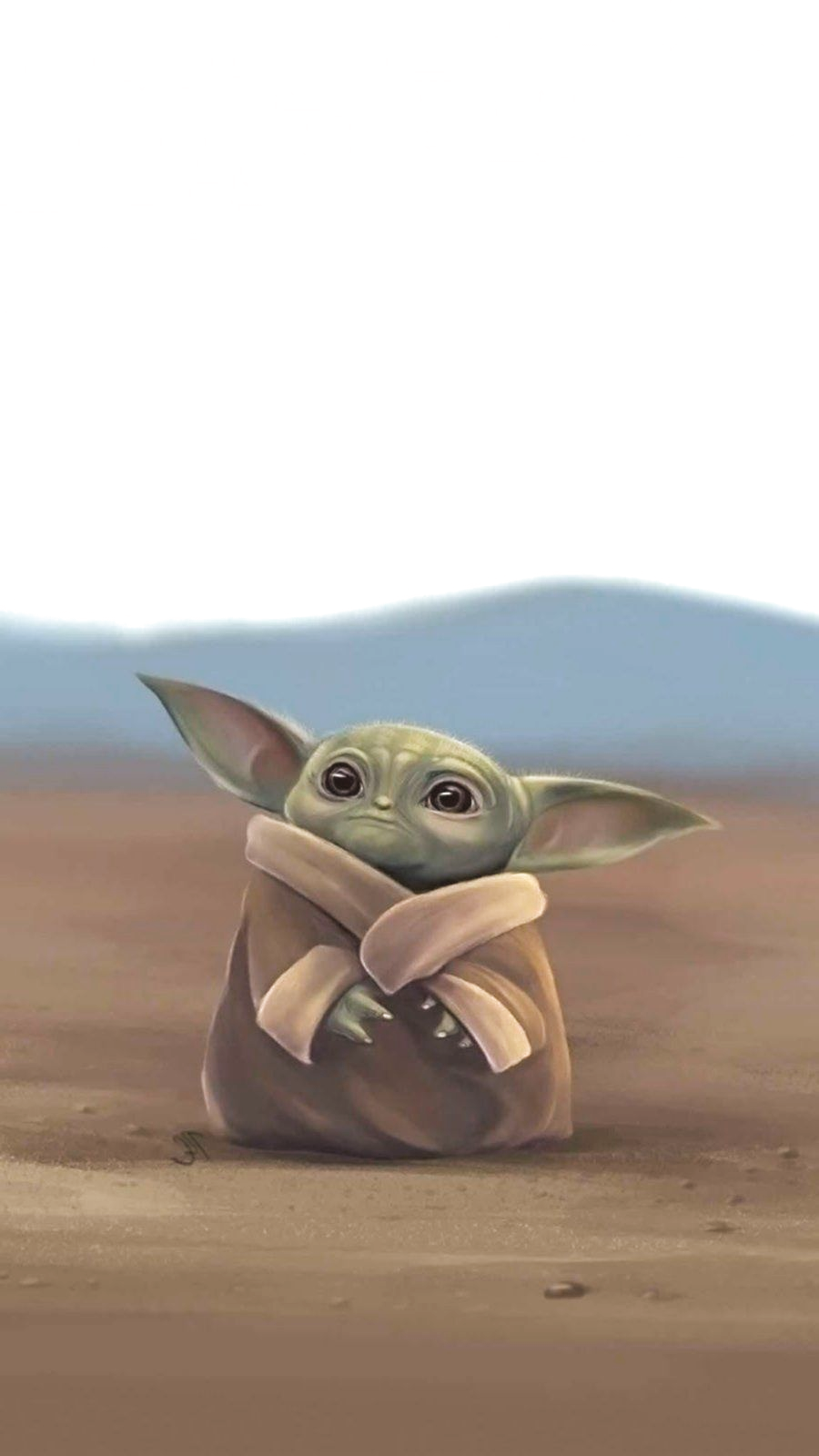 baby iPhone and Android Wallpapers Baby Yoda Wallpaper