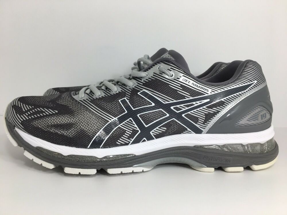 low priced 1c8ae a3ca0 Asics T700N Gel-Nimbus 19 Athletic Shoes - Men's Size US 12 ...