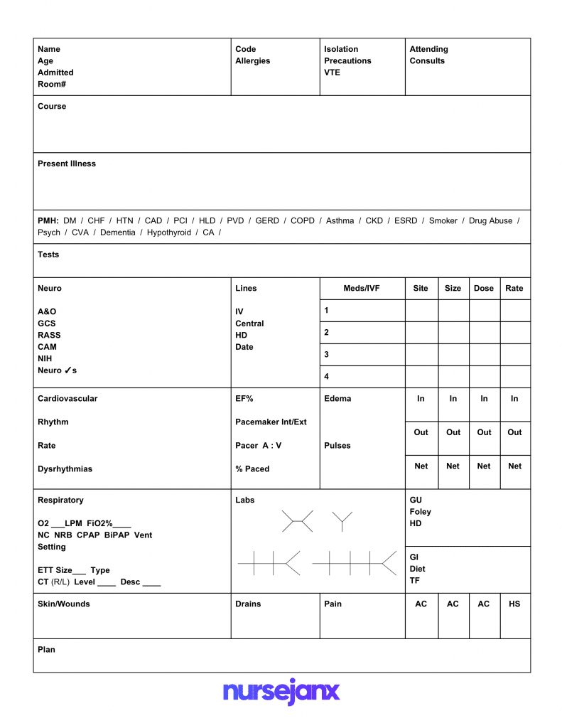 Free Download! This is a detailed report sheet for the