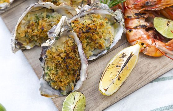 Grill Your Favorite Fish and Shellfish