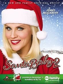 Santa Baby 2 Wikipedia The Free Encyclopedia Christmas Movies Best Christmas Movies Baby Movie
