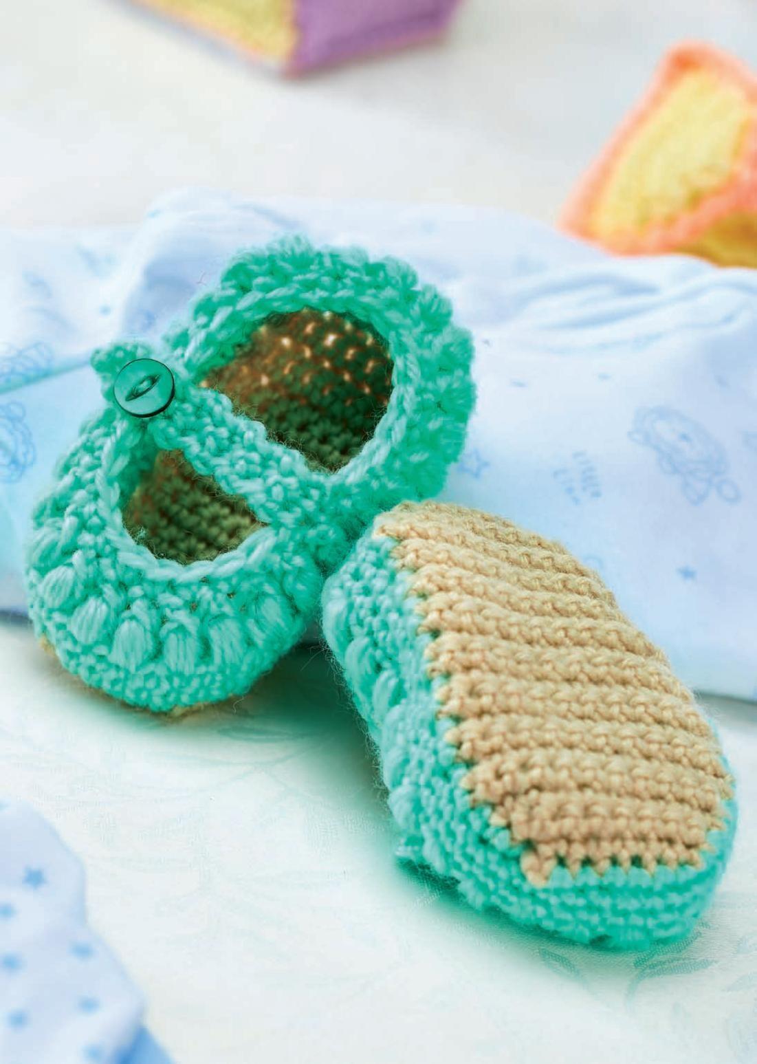 Mary-Jane crochet baby shoes | Curiosidades, hallowen | Pinterest ...