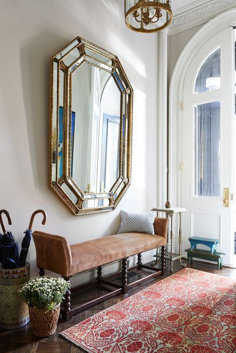This Four-Story Brooklyn Brownstone Is Traditional—With a Twist