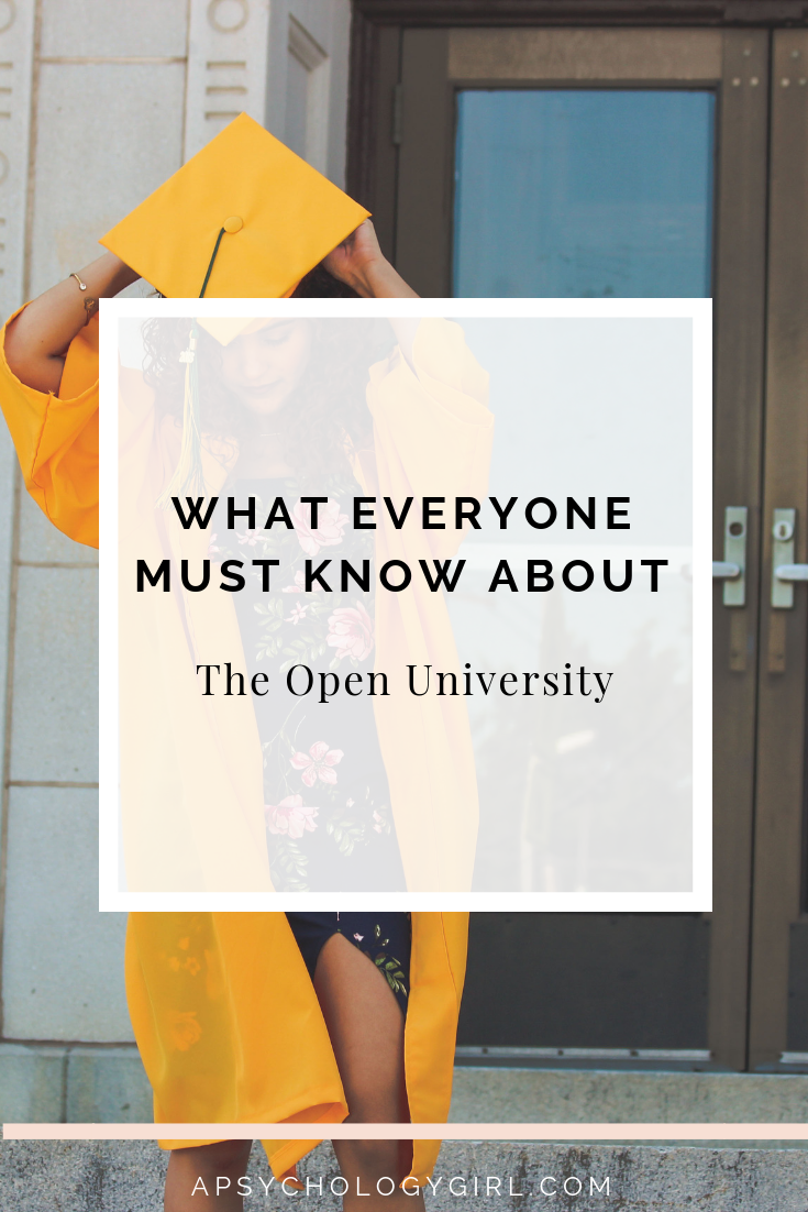 What Everyone Must Know About The Open University Edchat University Distance Learning Psychology