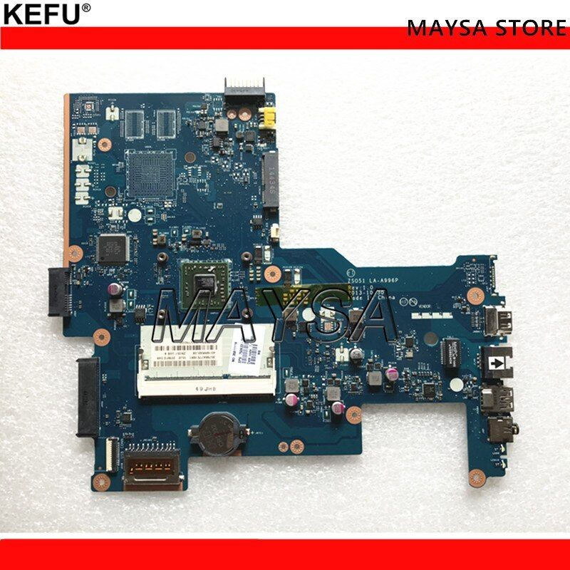 Laptop Motherboard Compatible For Hp 15 G Series Zs051 La A996p E1 2100 Ddr3l Rev 1 0 750633 501 100 Tested Laptop Motherboard Motherboard Rev 1