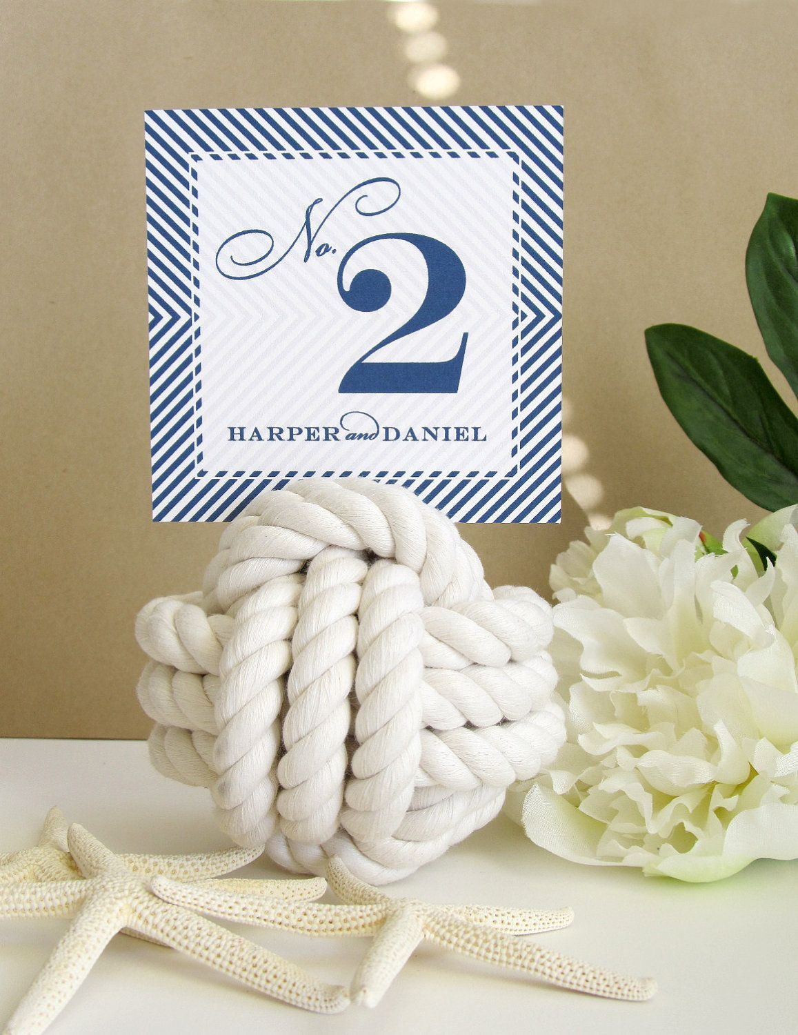 Nautical Table Numbers  Wedding Table Numbers for by prettychicsf, $22.00