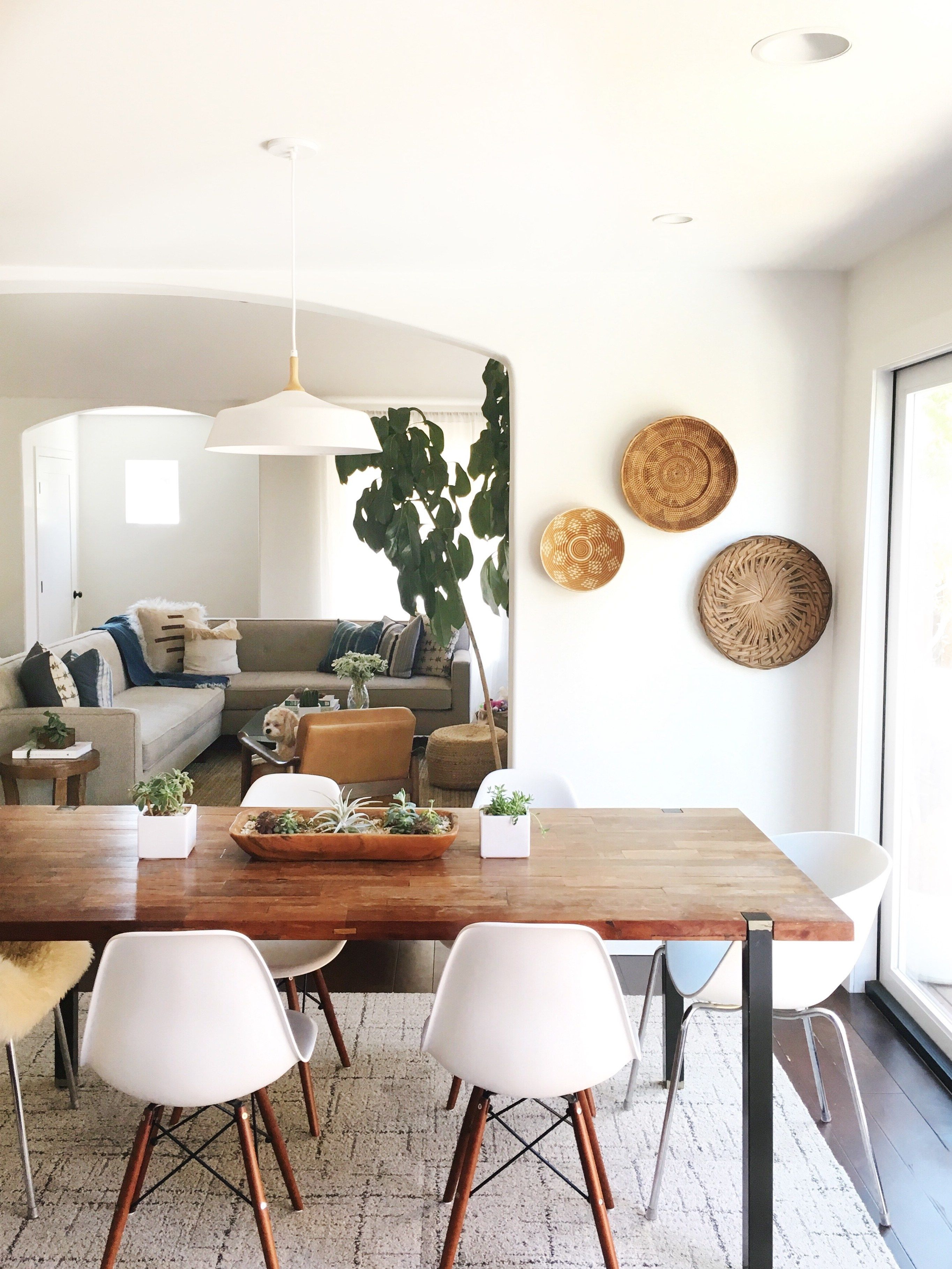 portfolio in 2020 dining living room on a budget dining room walls on boho chic dining room kitchen dining tables id=69290