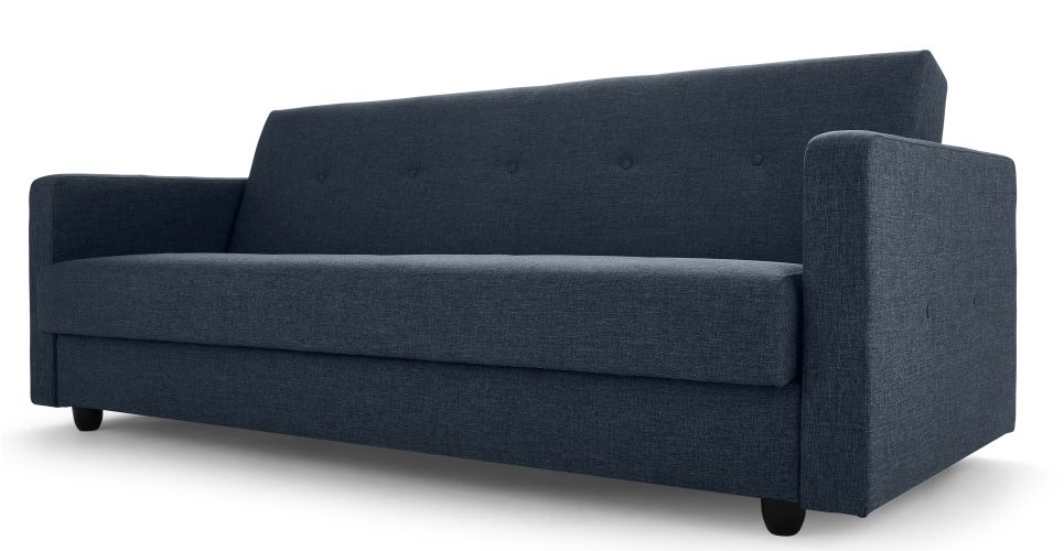 Superb Made Quartz Blue Sofa Bed Sofa Bed With Storage Corner Dailytribune Chair Design For Home Dailytribuneorg