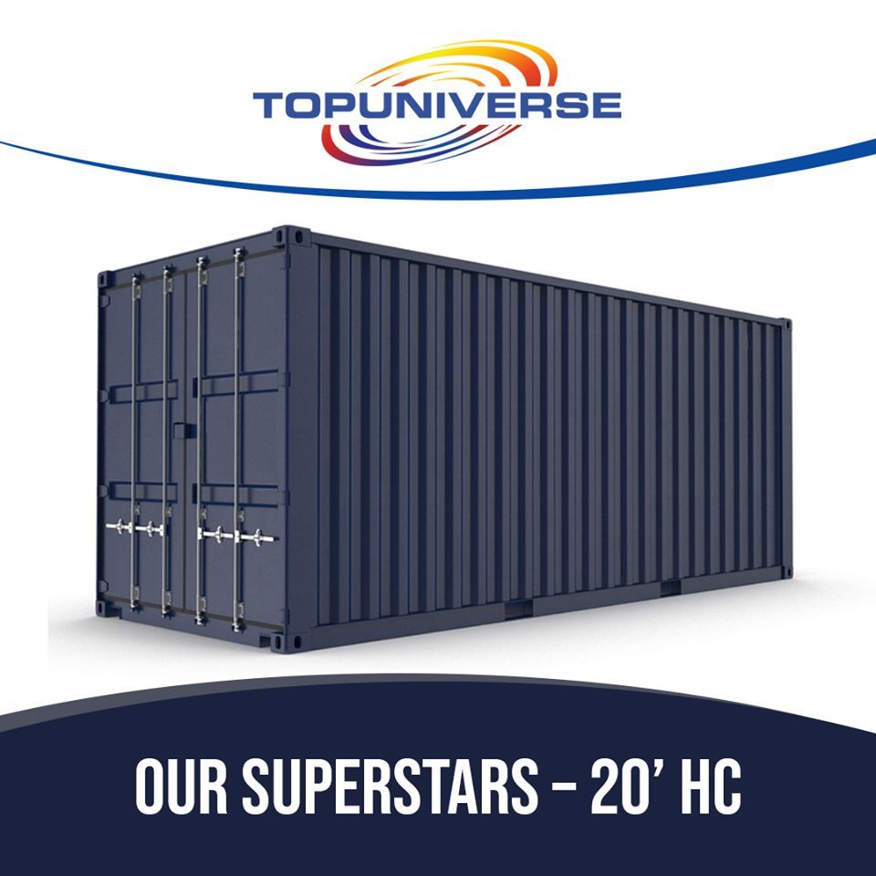 Our Superstars 20 foot High Cube in 2020 Containers