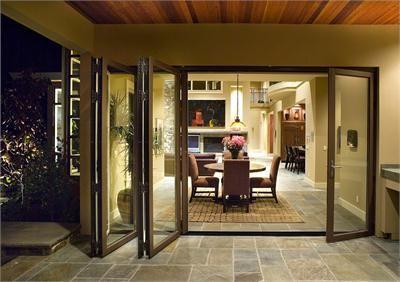Contemporary Entrance Door from Nana Wall Systems Model & NanaWall WD66 from Nana Wall Systems | Interior Inspiration ...