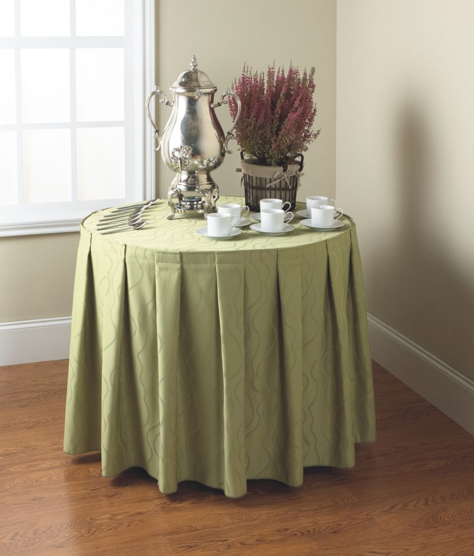 The Uses For Table Skirting Are Virtually Limitless U2014 Registration Tables,  Buffet Lines, Meetings, Weddings, Banquets And Much More.