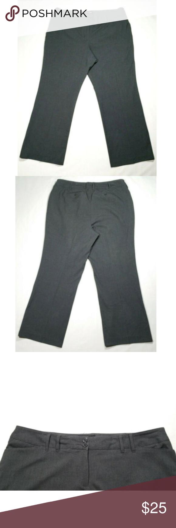 36d76fd4bb7 I just added this listing on Poshmark  LANE BRYANT Wide Leg Career Dress  Pants 2156E2.  shopmycloset  poshmark  fashion  shopping  style  forsale   Lane ...