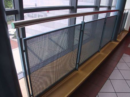 Best Image Result For Wood And Mesh Railing Stairs Indoor 400 x 300