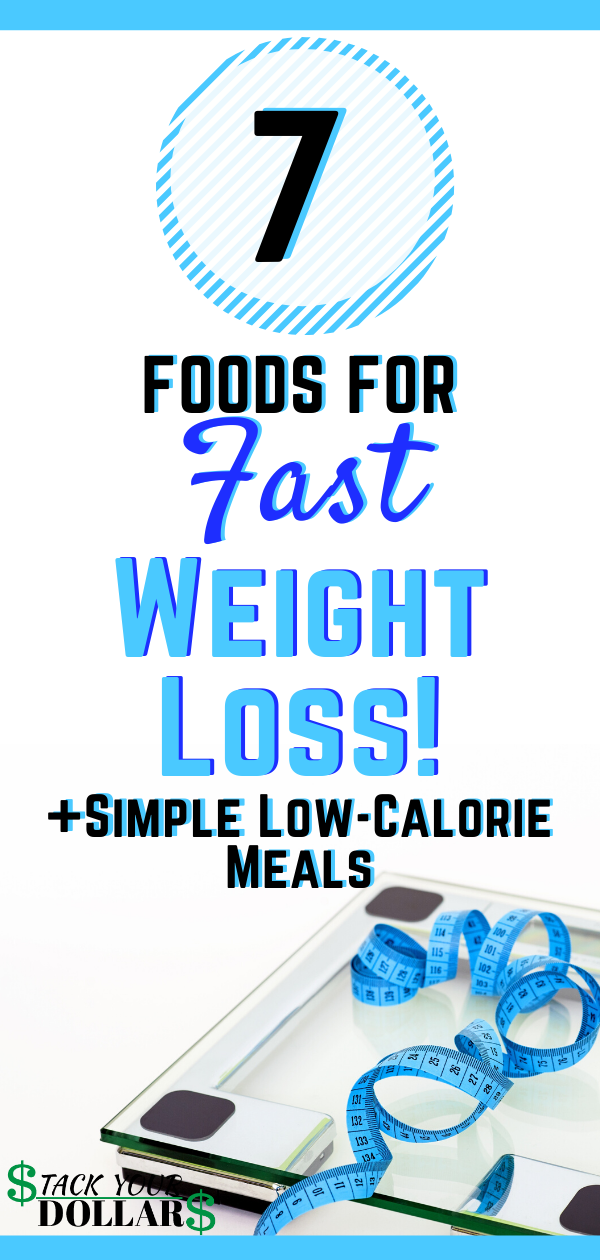 These cheap foods are belly fat burning foods you should eat to lose belly fat fast. If your goal is fat loss on a budget, these budget meal ideas for weight loss should be your go-to. These foods are easy and cheap and will actually help  you lose pounds quickly. I lost 10lbs per week while not feeling deprived! Some of these help burn belly fat overnight, so check out these cheap foods to lose weight now! #burnbellyfat #loseweight #stackyourdollars #budgetfoods #cheapweightloss #losebellyfat