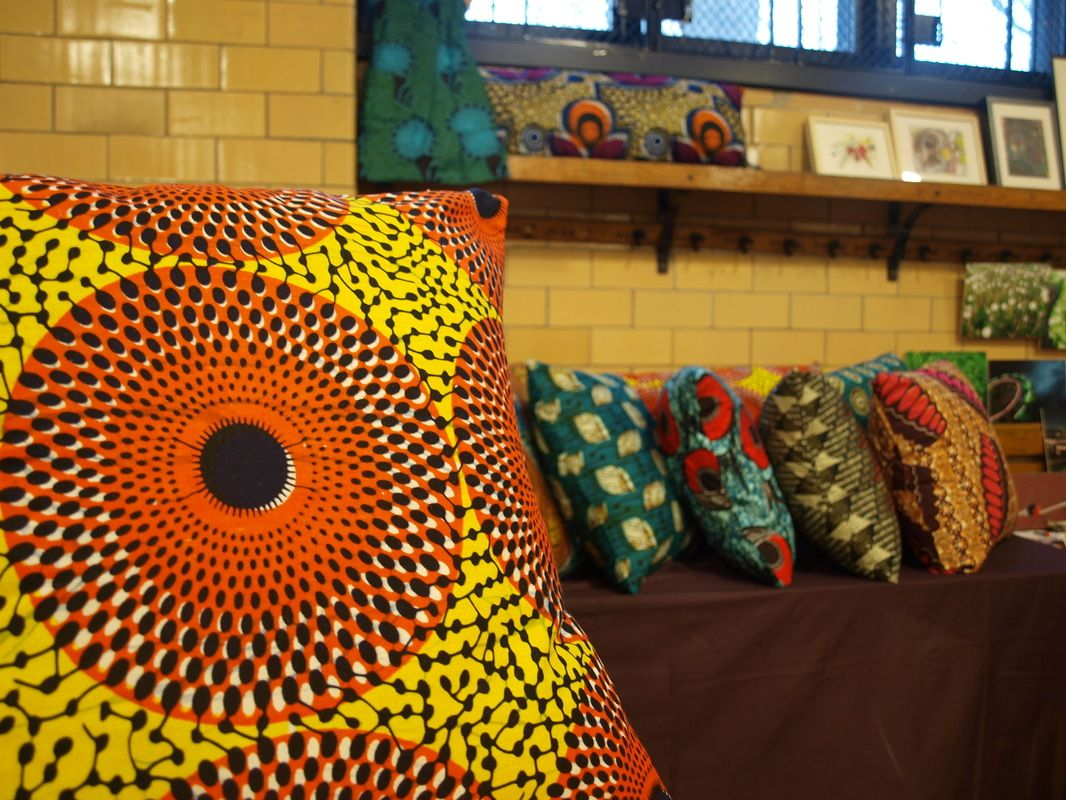 African Decor For the Home | African Home Decor: Colors By Homecaprice.