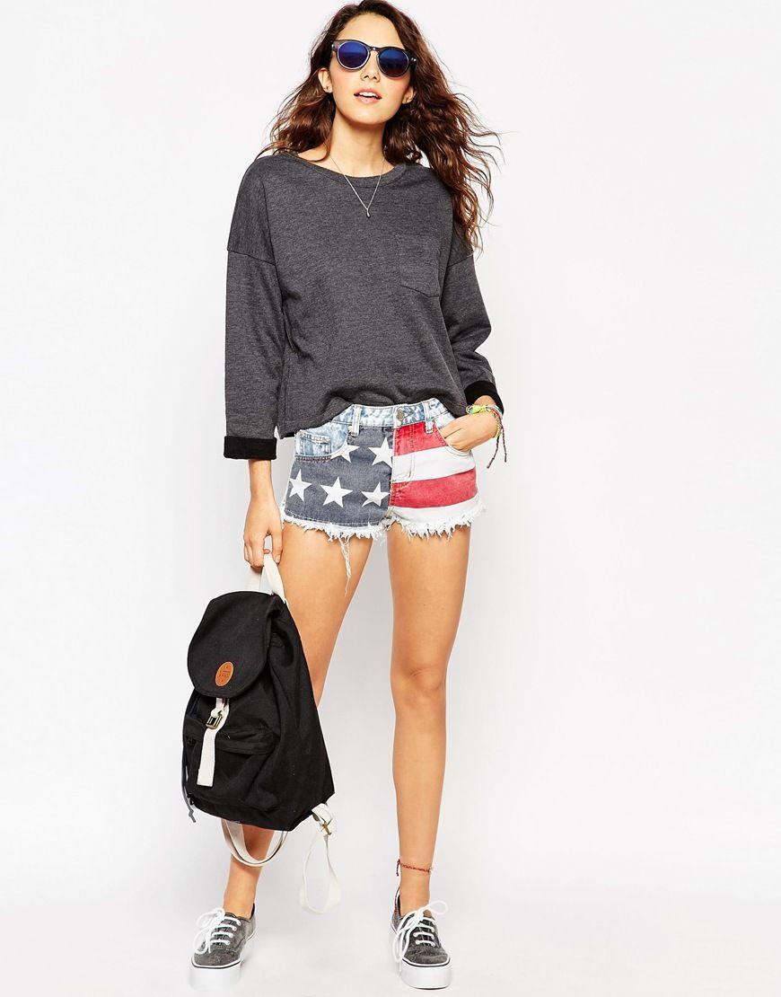 Image 4 ofASOS The Ultimate Sweatshirt With Pocket