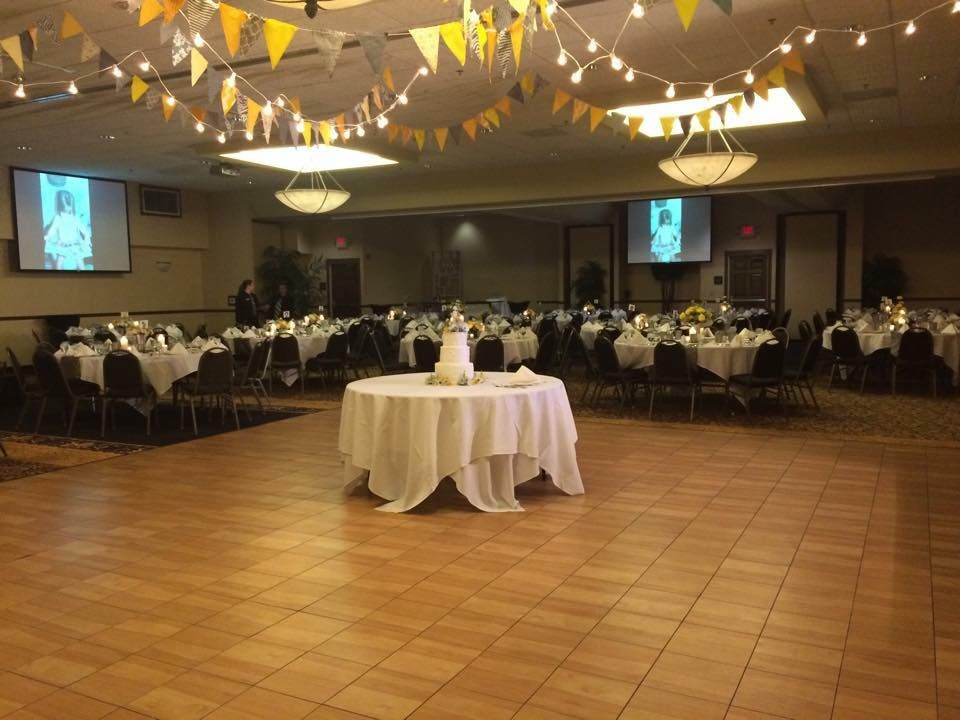 Wedding At Hilton Garden Inn Champaign Urbana Great Ideas