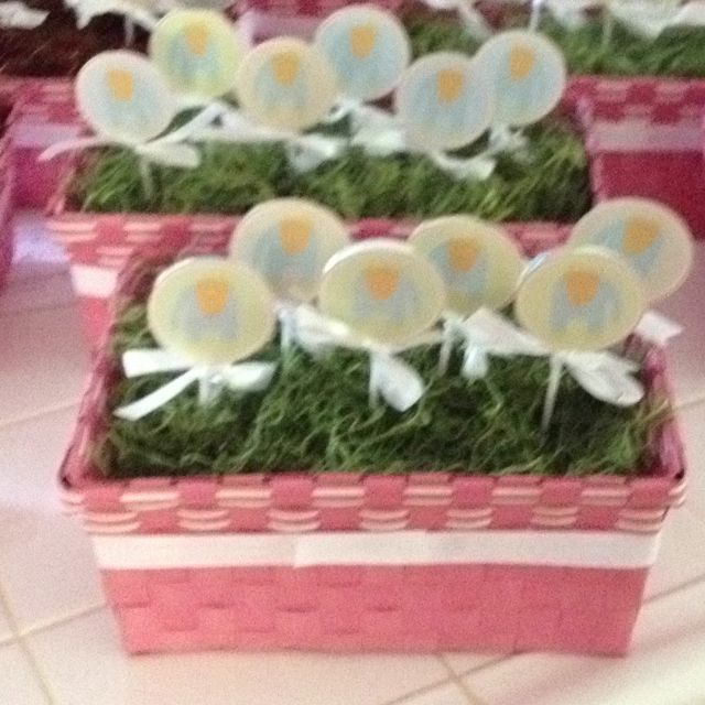 Easter thank you gift baskets
