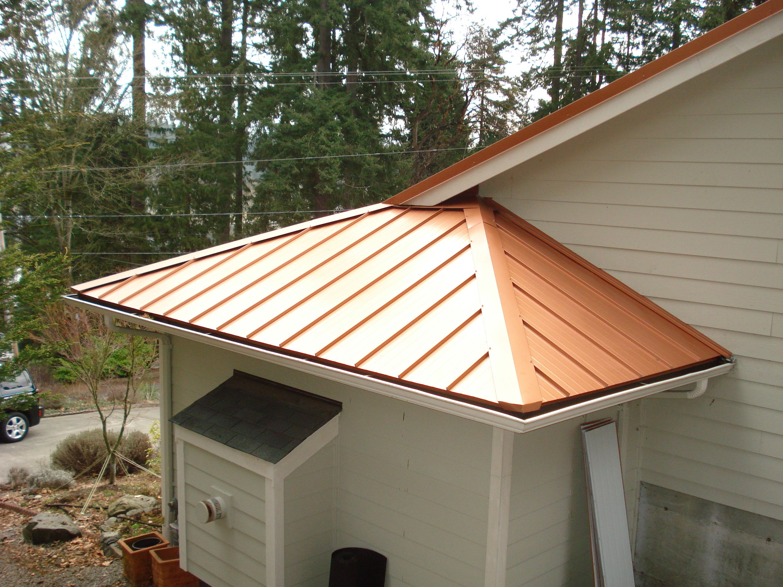 Best Copper Penny Metal Roofing Photos Skyline 114 16 Copper 640 x 480
