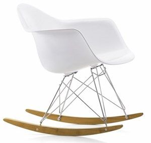Charles Eames Schaukelstuhl :: RAR Rocking Chair :: Plastic Chair Group |  Bauhaus Möbel Klassiker