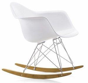 charles eames schaukelstuhl rar rocking chair plastic chair group bauhaus mbel - Charles Eames Schaukelstuhl