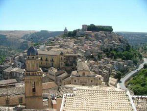 Ibla Ragusa,Sicily