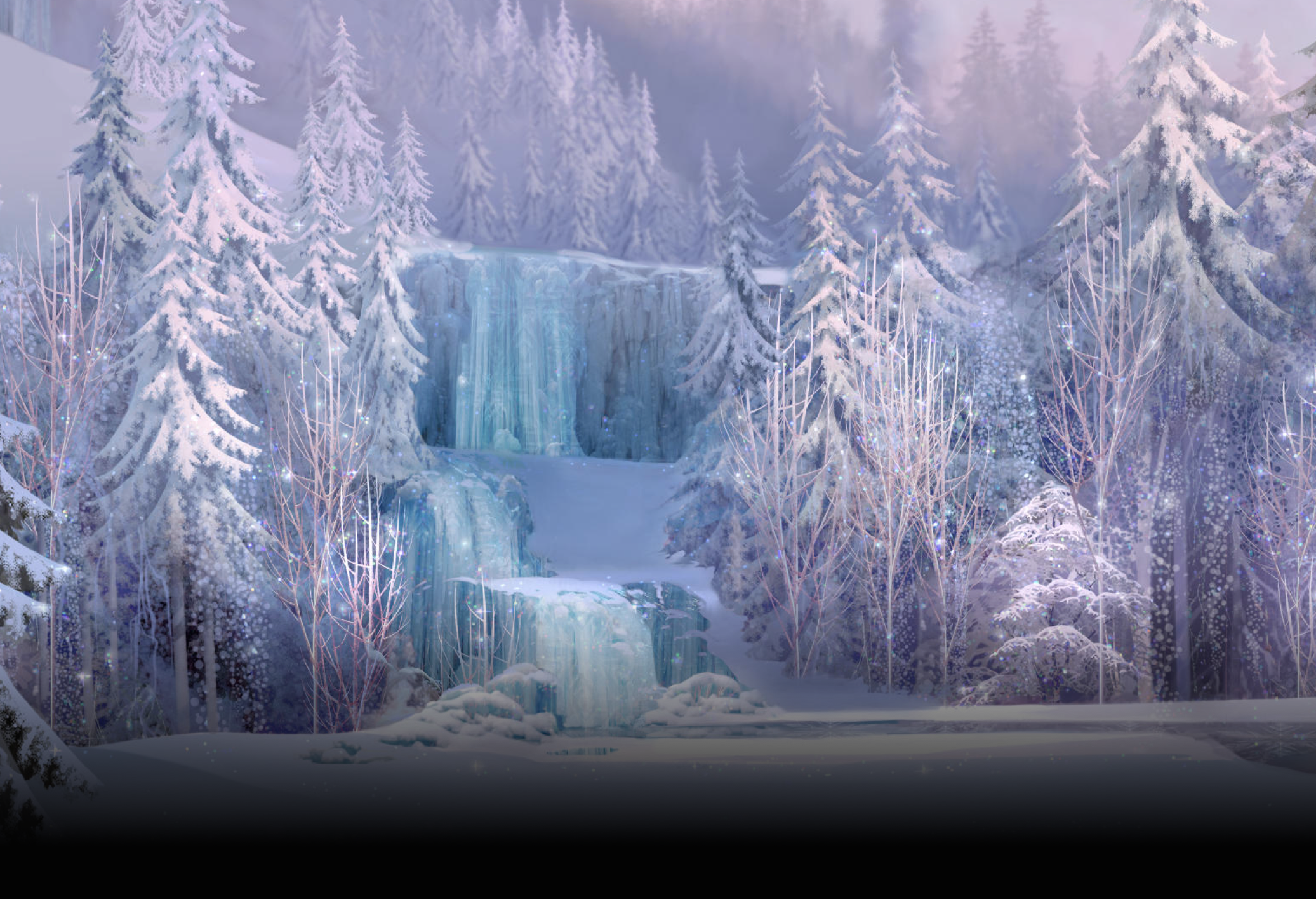 The Fables of Frozen Falls