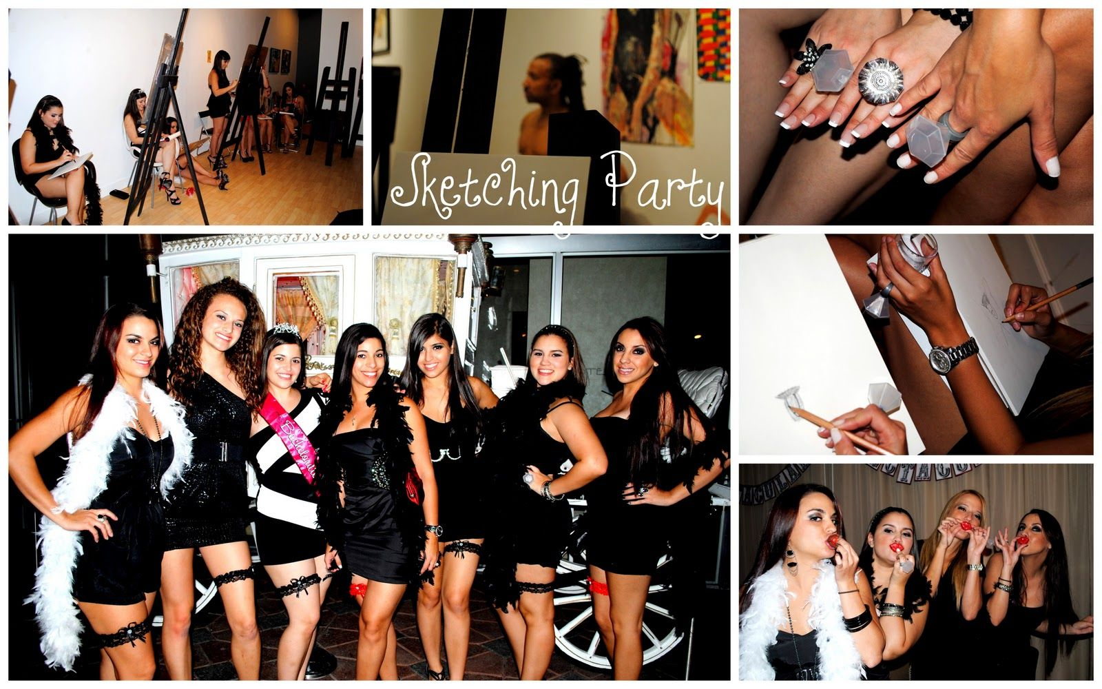 Moulin rouge party moulin rouge party pinterest - My Sister Moulin Rouge Themed Bachelorette Party Was So Much Fun To Plan Although We Didn Necessarily Stick To The Theme The Whole Nig