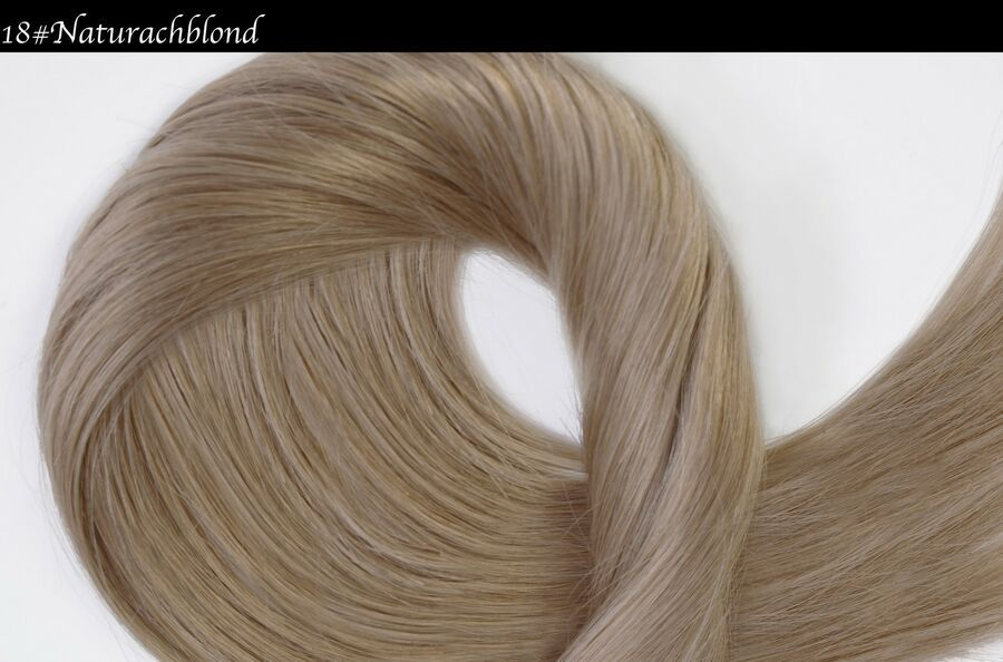 100 Human Hair Remy Echthaar Tape In On Extension Skin Weft Haarverl