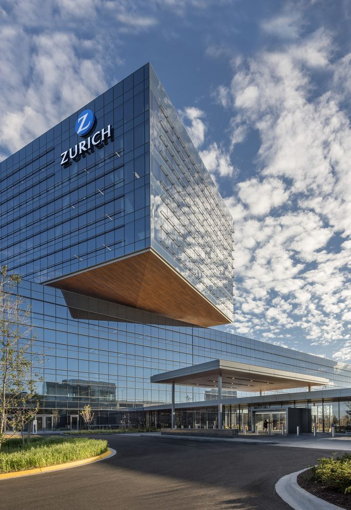 Zurich North America S New Headquarters Opens For Business