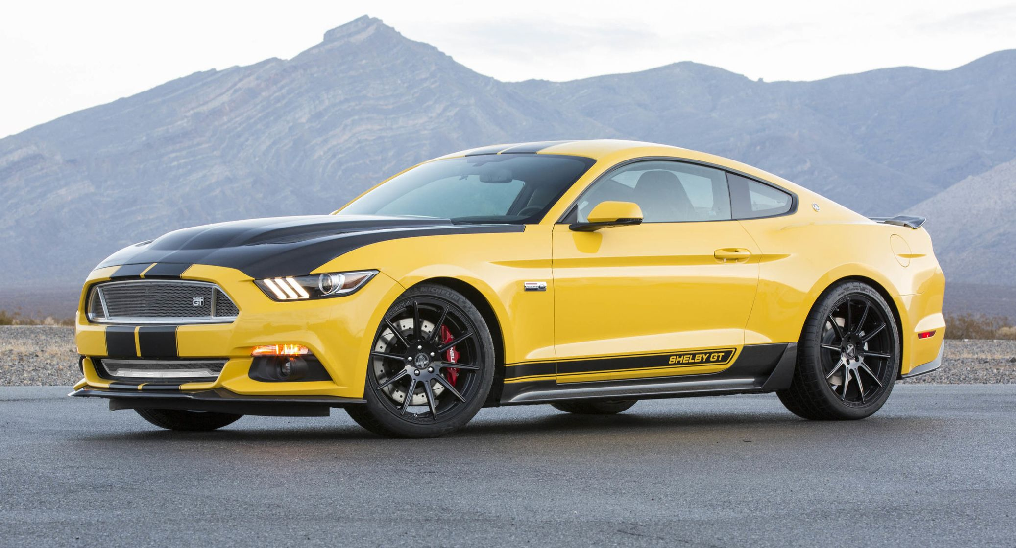 2015 shelby mustang gt the most powerful coyote faster than the hellcat