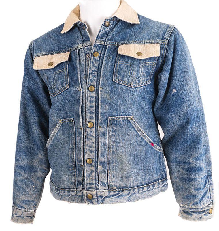 Buckaroo Western Jean Jacket Denim Fashion Vintage Denim Jacket Streetwear Fashion