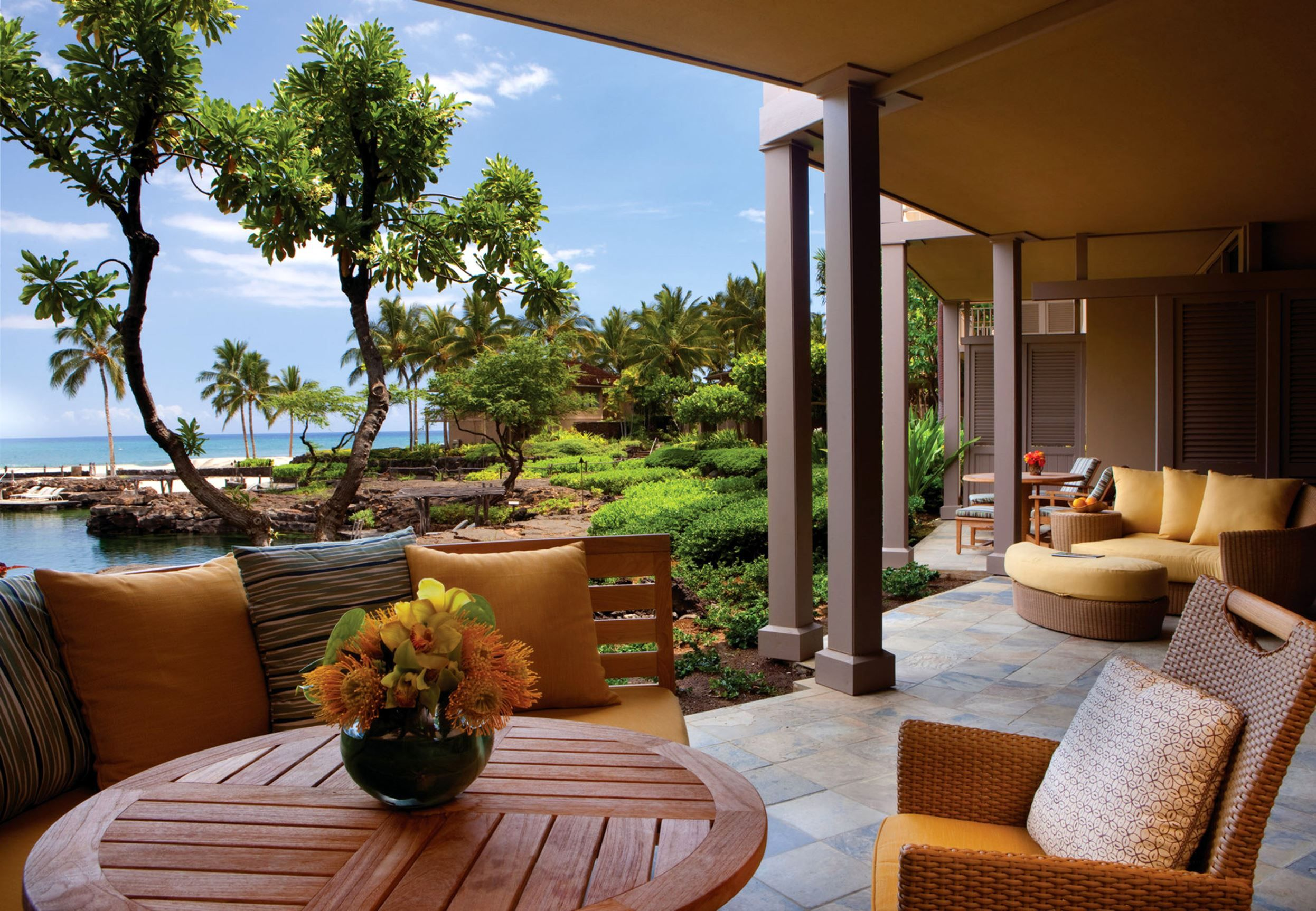 the best hotel in every state hawaii four seasons resort hualalai rh pinterest com