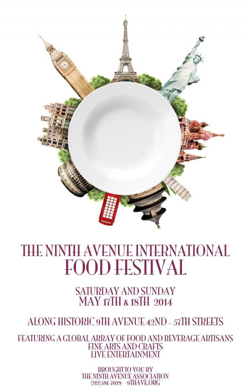 Tips to Create International Food Fair Ideas