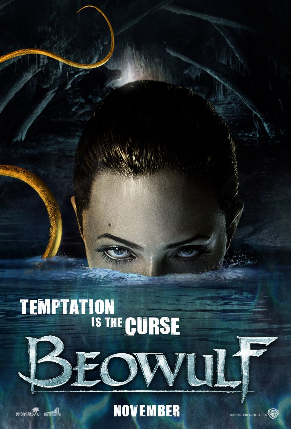 Beowulf I Get To Tech Beowulf This Fall Beowulf Movie Posters