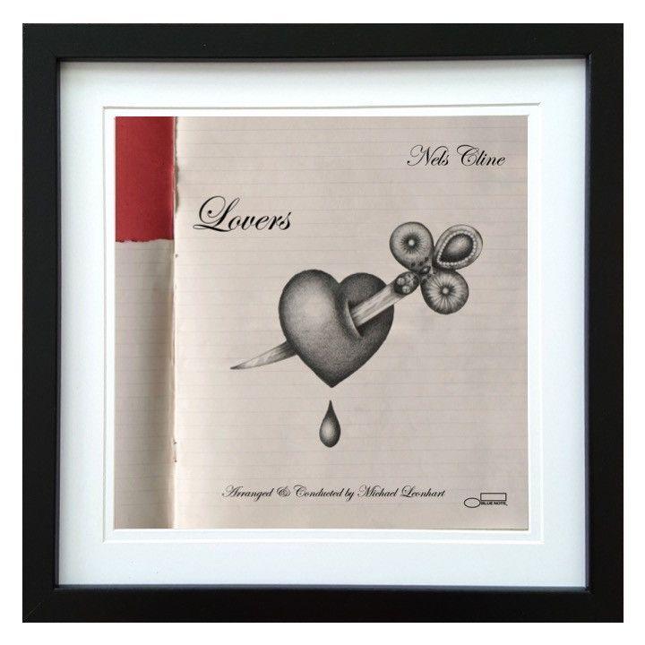 Nels Cline | Lovers Album | ArtRockStore