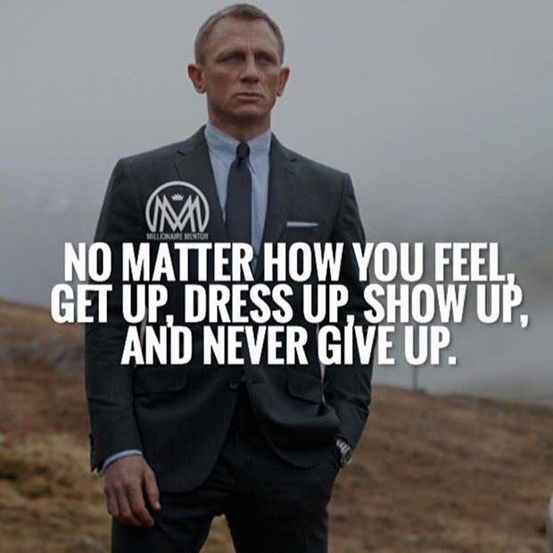 By MillionaireMentor By Millionairequote Business Inspiration Enchanting James Bond Quotes