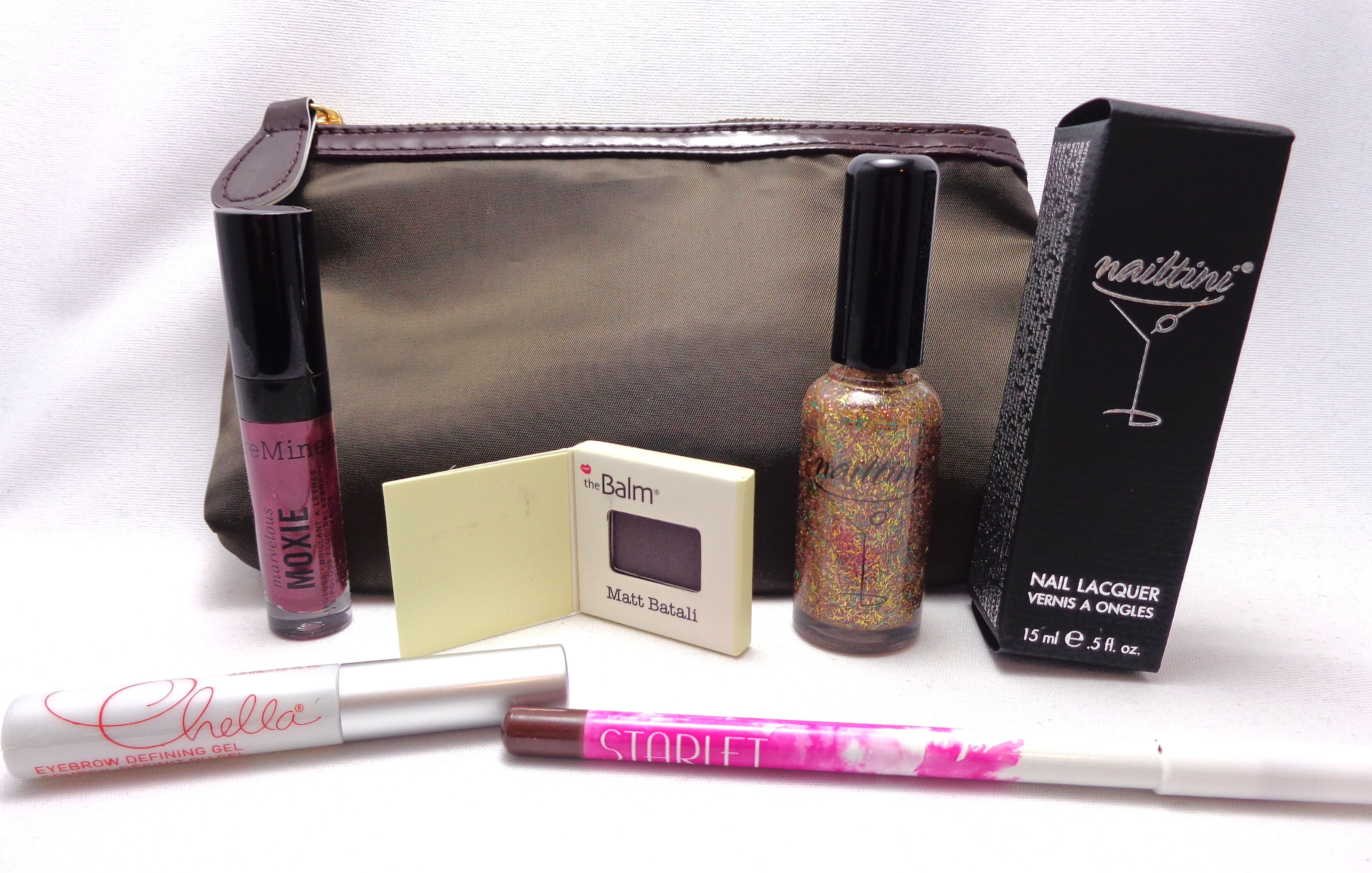 The beauty pirate ipsy party perfect nailtini chella bare bare minerals biocorpaavc Images