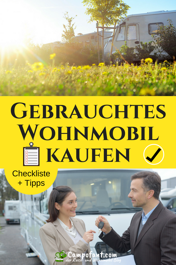 gebrauchtes wohnmobil kaufen checkliste und infos wohnmobil wohnwagen kaufen und wohnmobil. Black Bedroom Furniture Sets. Home Design Ideas