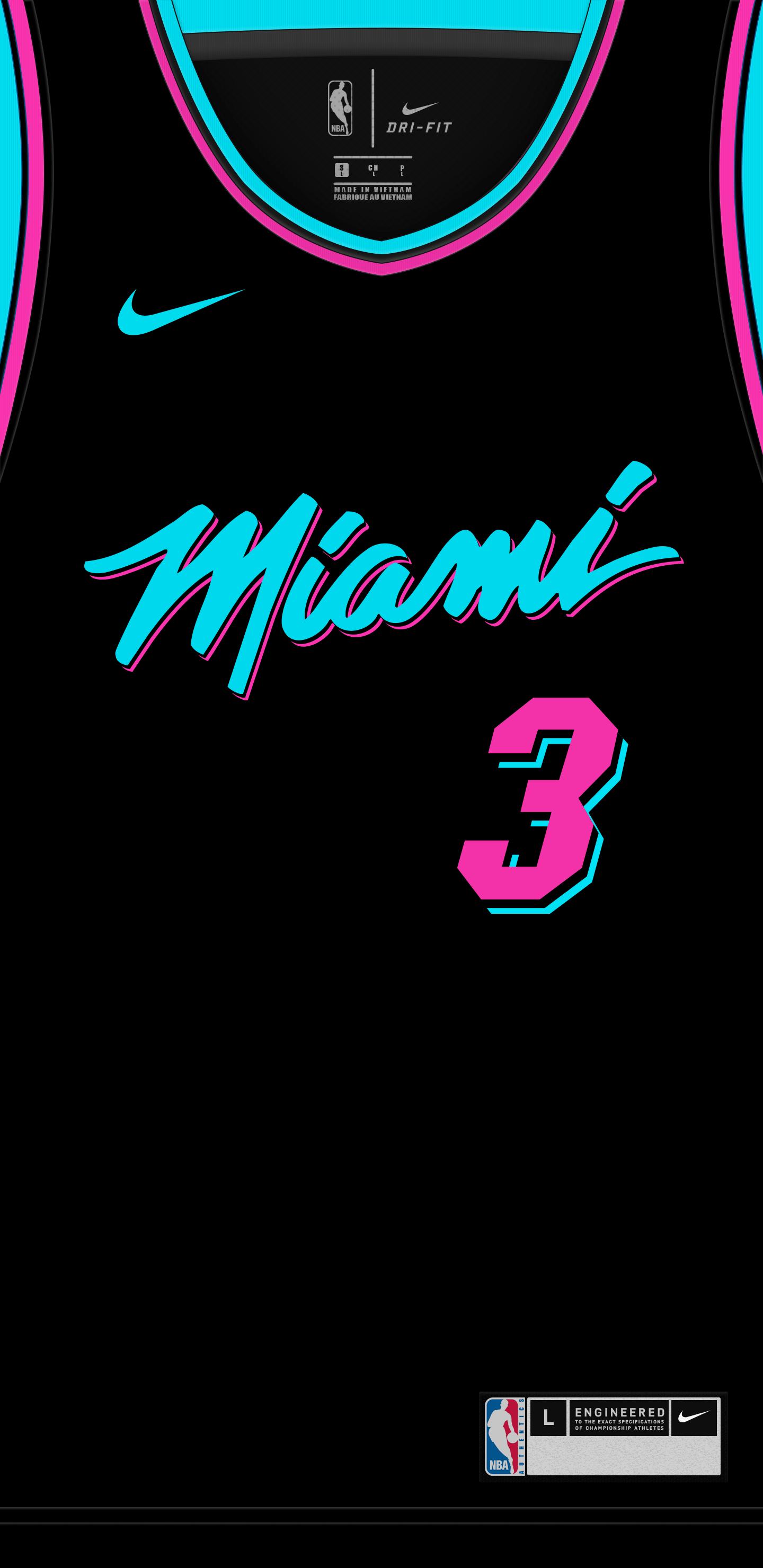 Nba Miami Heat Wallpaper Em 2020 Papel De Parede Da Nike Esportes Basquete