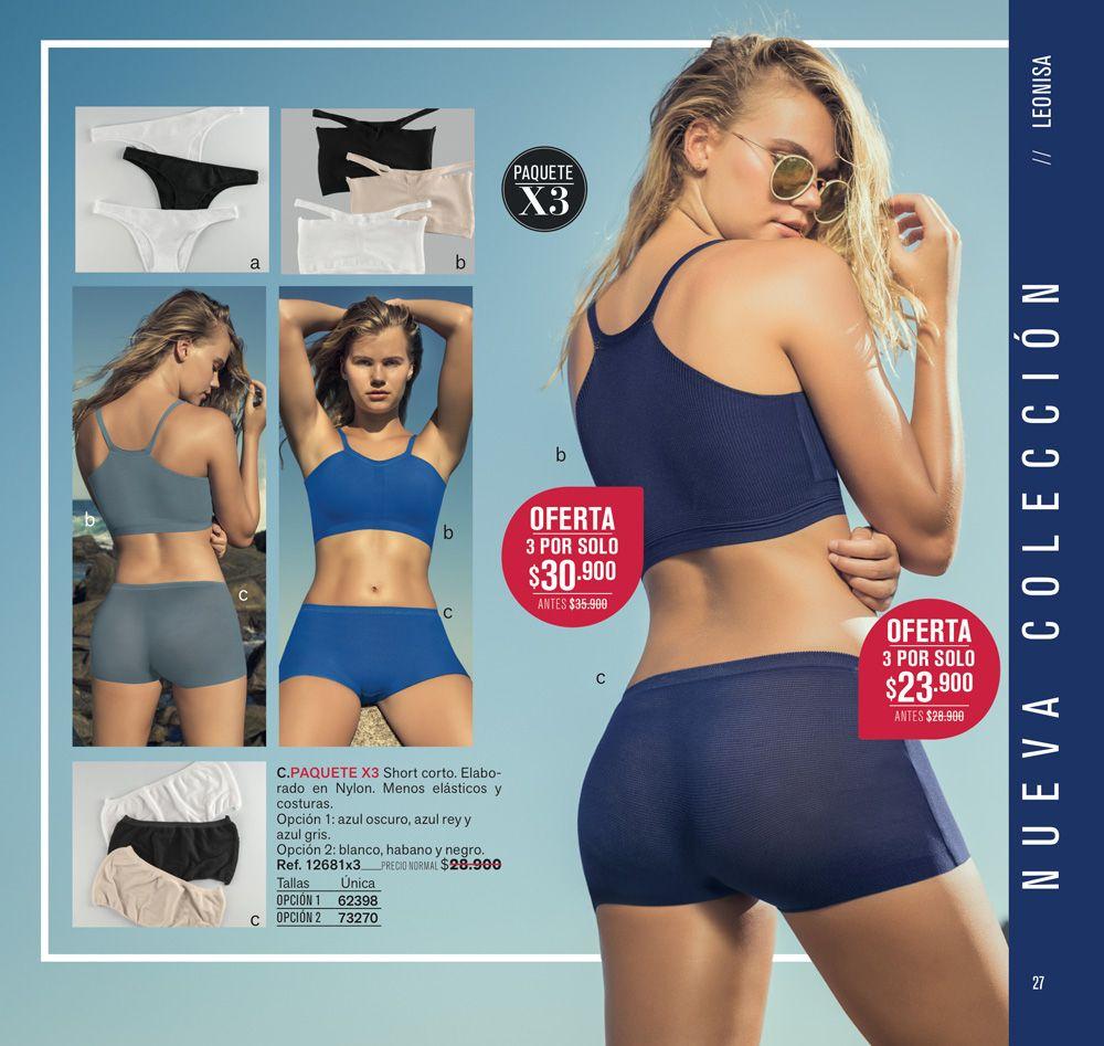 Catalogo Virtual Leonisa Sports Bra Bra Undergarments